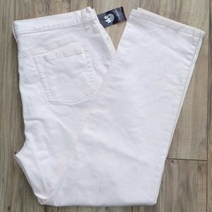 Gloria Vanderbilt - Amanda Rose Quartz Pink Jeans